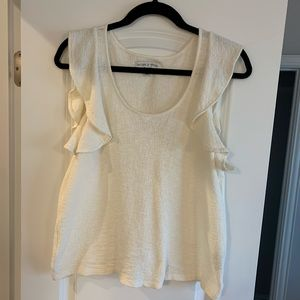 Texture & Thread by MADEWELL top